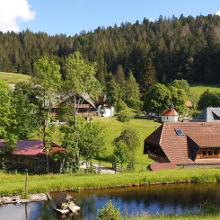 Rütte - traumhaftes Örtchen mit wunderschönen Schwarzwald Höfen