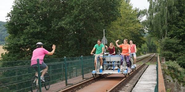 Glan-Blies-Radweg - Begegnungen