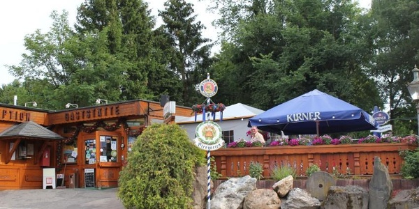 Gaststätte Campingplatz
