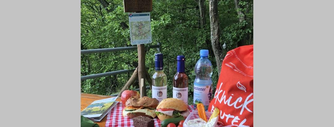 Beispielbild Picknick am Nahesteig