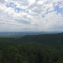 Ausblick vom Eckkopfturm