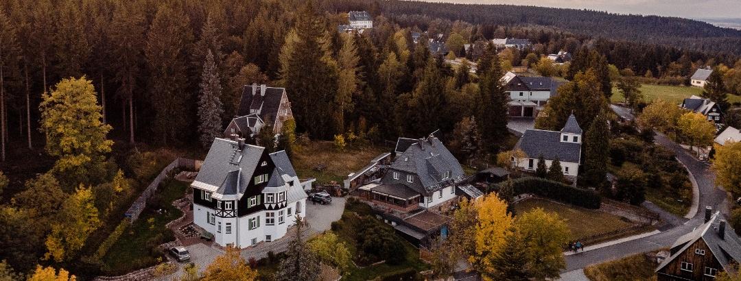 Übernachten in der Urlaubsregion Altenberg