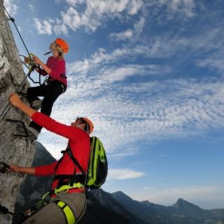 Am Hochstuhl Klettersteig