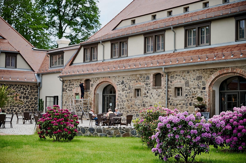 """Hotel und Restaurant """"Gut am See"""", Görlitz • Hotel » outdooractive.com"""