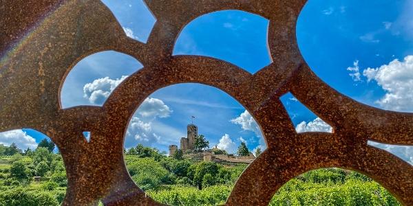 Wachtenburg - Schönste Weinsicht
