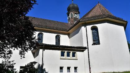 Kirche St. Ursula in Ühlingen
