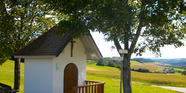 Feldkapelle bei Oberalpfen