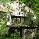 Ruine des Elektrizitätswerkes