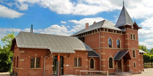 Museum Friedland- Außenansicht von Westen