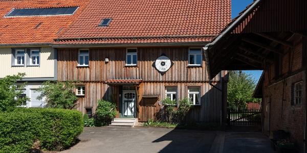 Hus in Dieke in Schwiegershausen