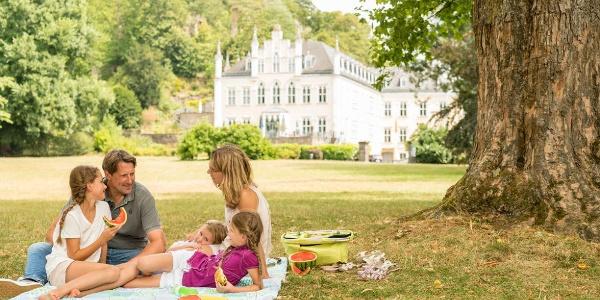 Picknick im Schlosspark Sayn