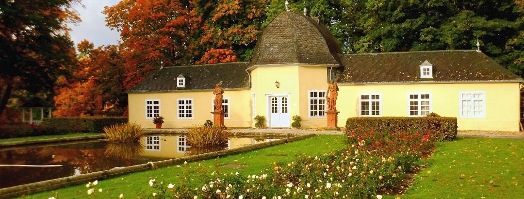 Orangerie im Schlosspark