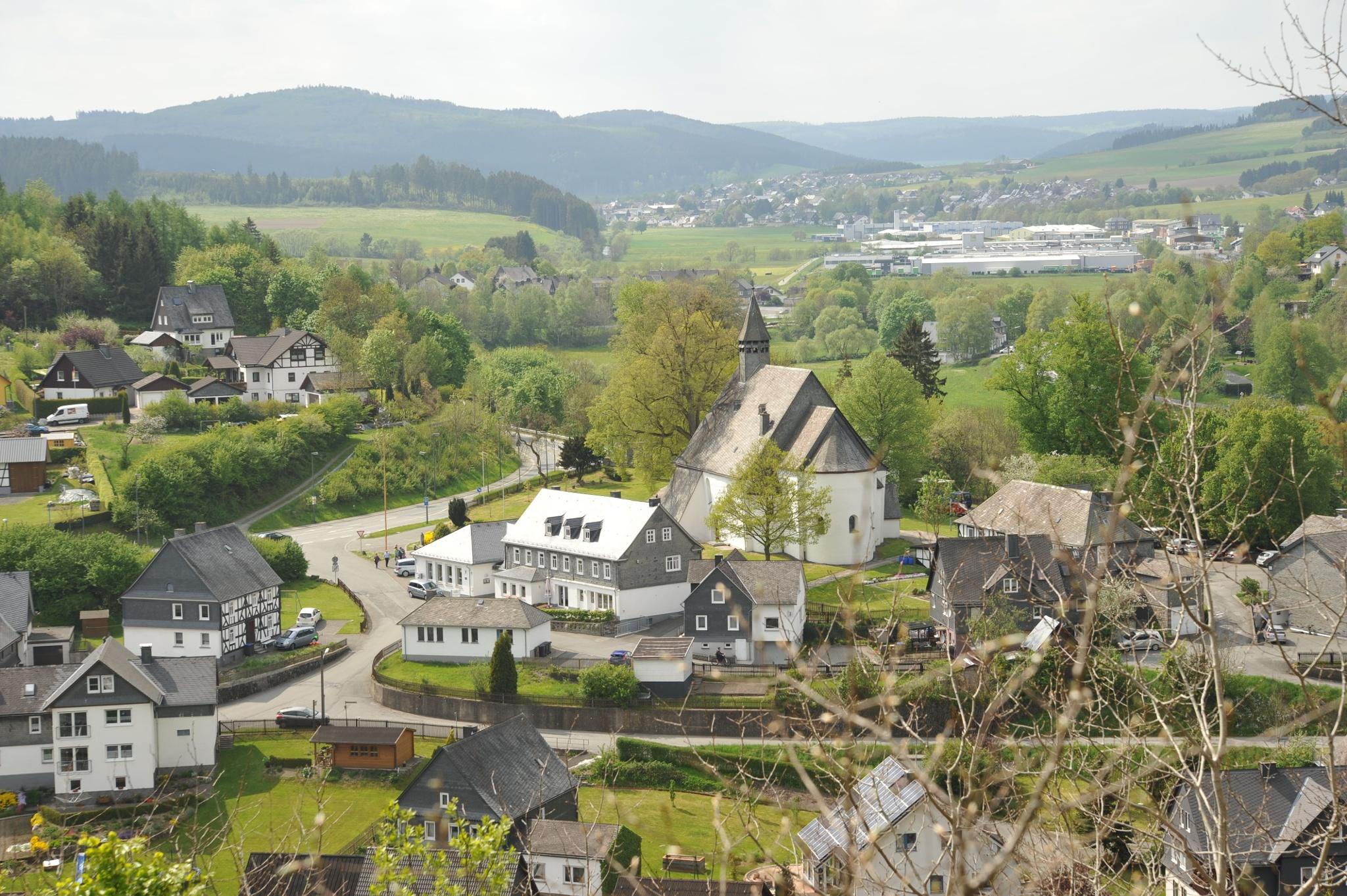 Single wandern bad berleburg
