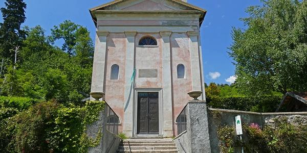 S. Rocco detta anche Chiesa dei pittori (470 m)