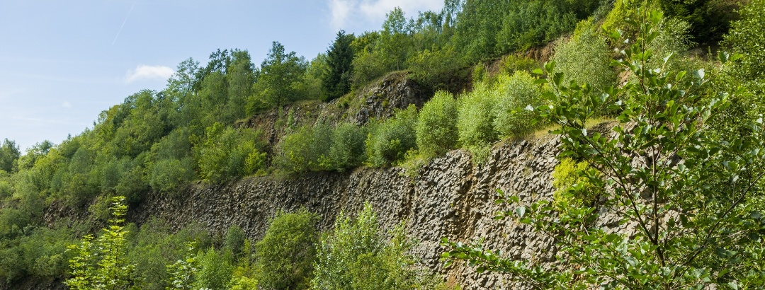 Geologie- und Bergbaupfad Dransfeld