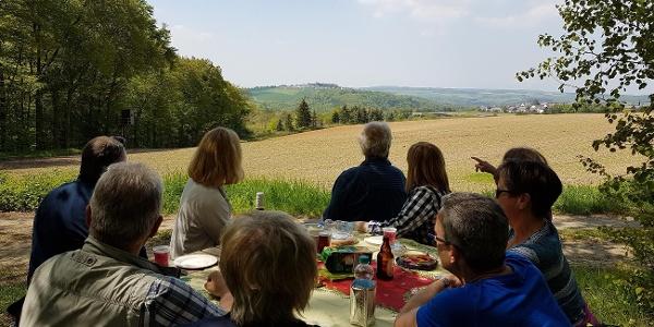 Küppelblick - Picknick mit grandioser Aussicht