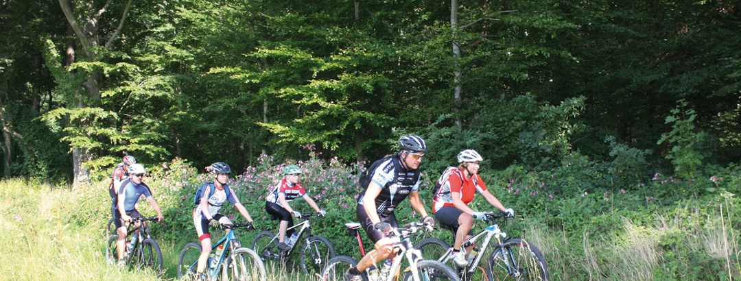 Mountainbiking in der Solling-Vogler-Region im Weserbergland