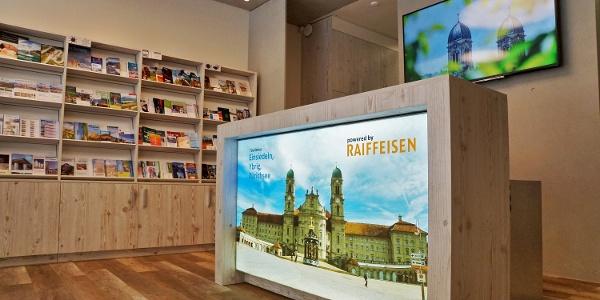 Tourist Office Einsiedeln