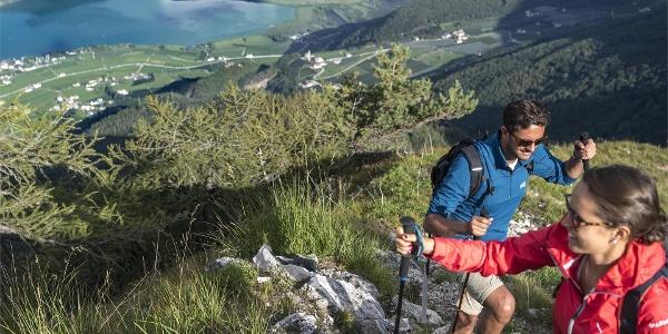 Hiking Tour Monte Roen