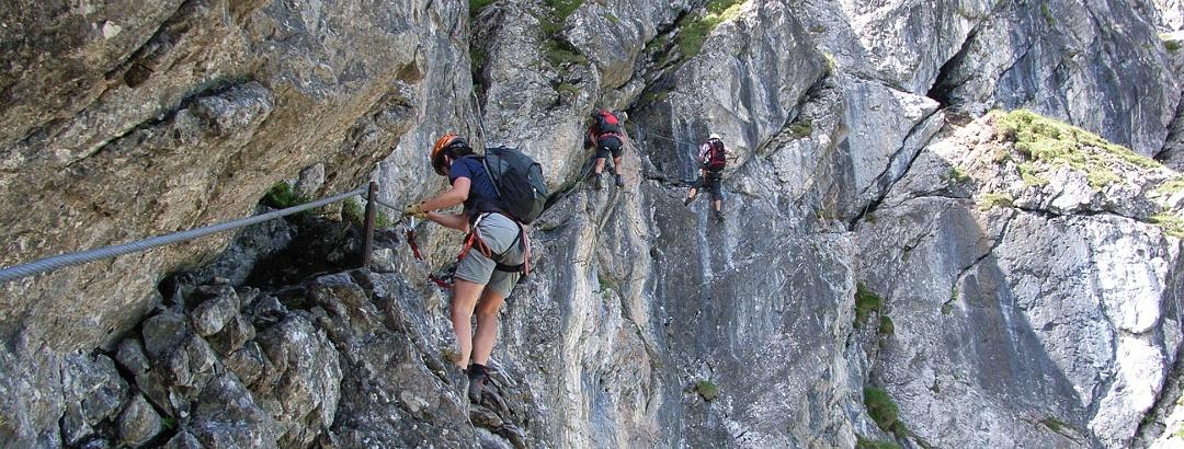 Klettersteige im Allgäu