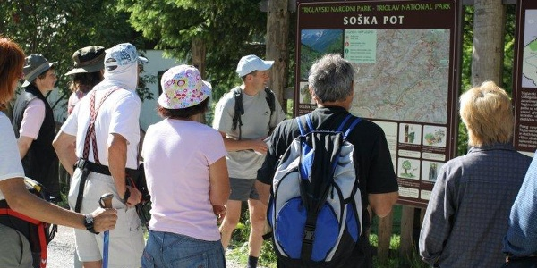 Soča Trail, Archive: Triglav National Park