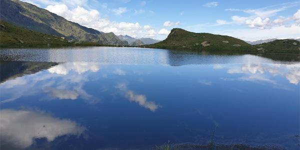 Hike to the Faglsee Lake