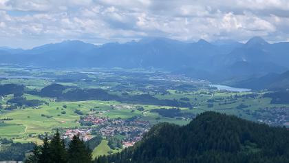 Kuppler Alp Richtung Füssen