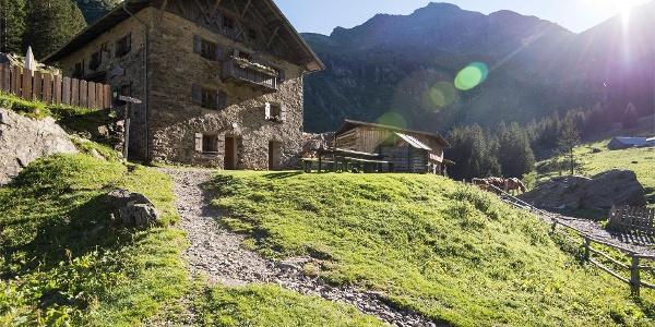 Rifugio Bockerhütte