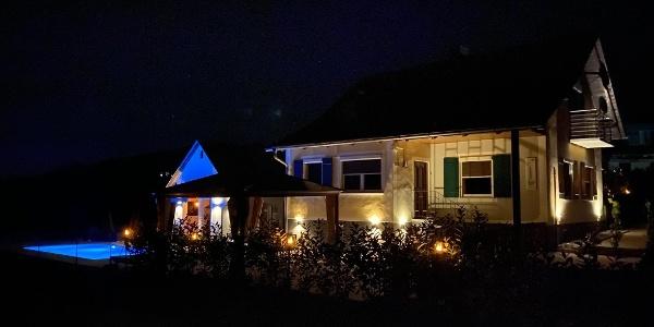 Lieblingsplatzl in der Nacht