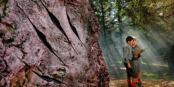 La roccia