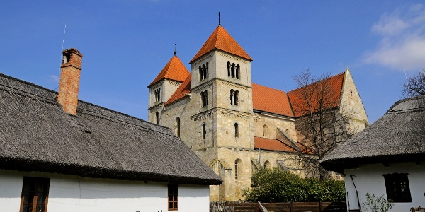 The Reformed Church of Ócsa (Premonstratensian abbey)
