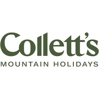 Logo Collett's Mountain Holidays