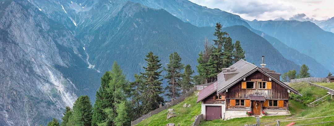 Armelenhütte, 1747m
