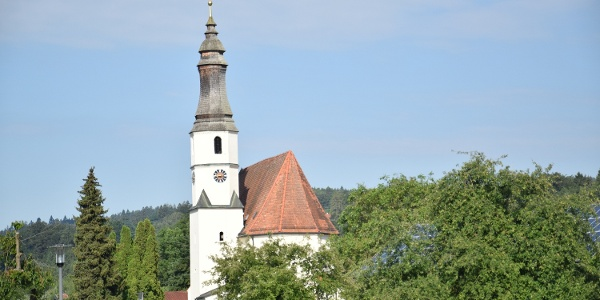 Pfarrkirche in Prienbach