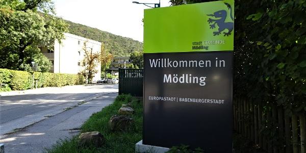 Willkommen in  Mödling