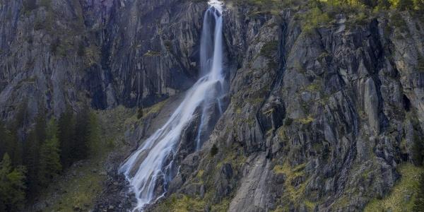 Cascata della Cavanacia
