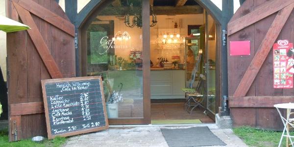 Cafe im Kloster