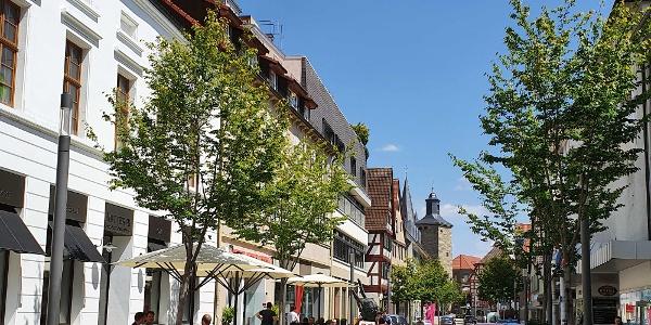Brettener Straße in Eppingen