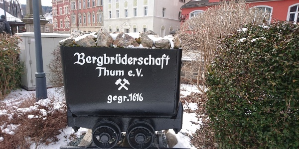 Bergbau in Thum