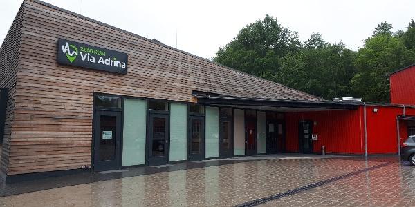 Außenansicht Via Adrina Zentrum in Arfeld