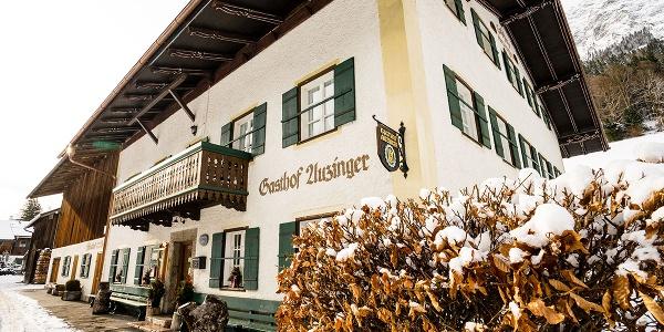 Gasthof Auzinger am Hintersee © Nina Schlesener