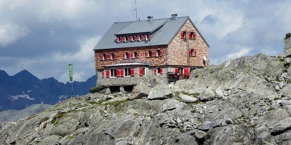 Barmer Hütte, 2610 m