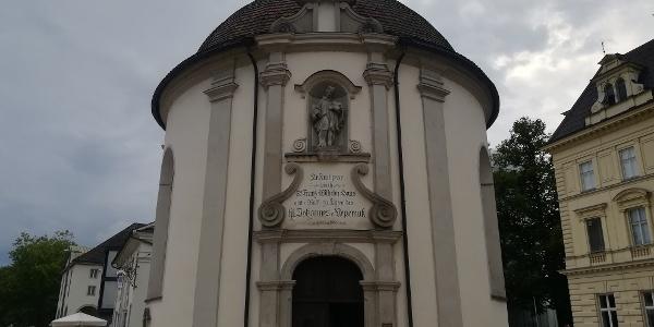 Nepomukkapelle Bregenz