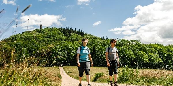 Wandern in der Urlaubsregion Altenberg