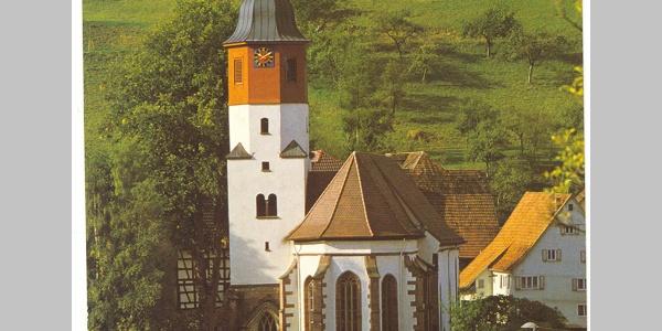 Michaelskirche Sulz am Eck