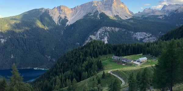 Malga Tuena Dolomiti di Brenta Val di Non