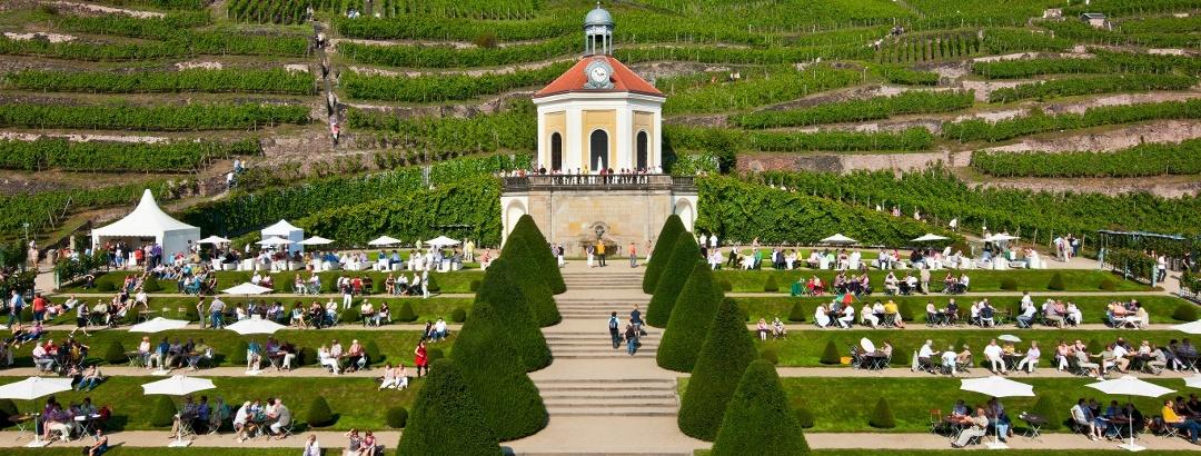 Schloss Wackerbarth-Europas erstes Erlebnisweingut