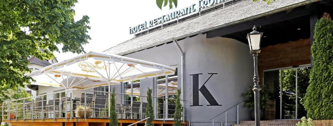 Restaurant Fronmühle_Eingang