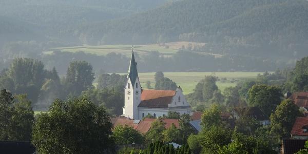 Kirche Ramspau