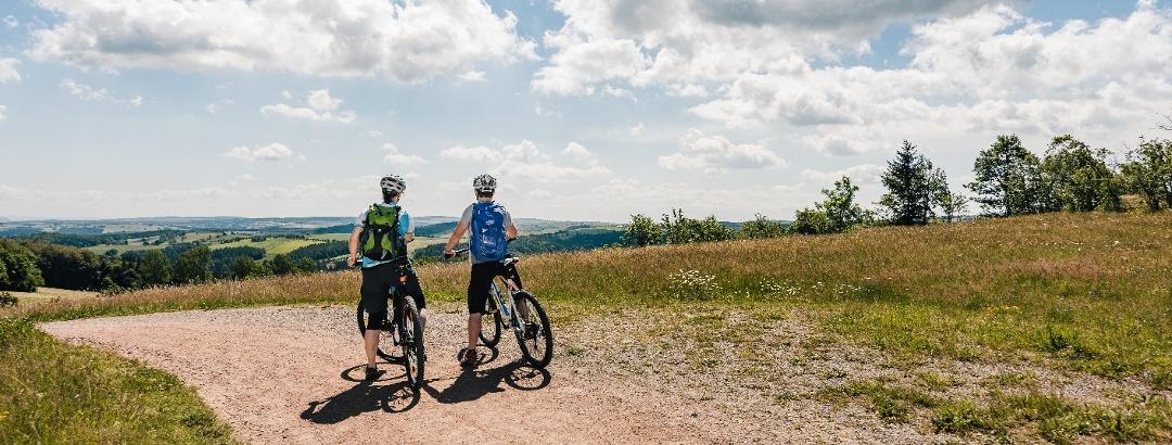 Fahrradurlaub in der Urlaubsregion Altenberg